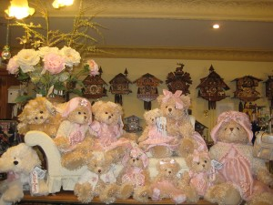 Collectable teddies cutely dressed and would make a beautiful gift for someone special.