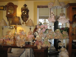 Delightful Teddies for sale at the Clocks and Collectables located in Hahndorf